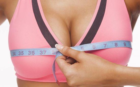 как похудеть чтобы не ушла грудь