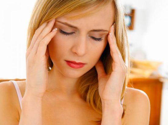 Как снять сильную головную боль при низком давлении