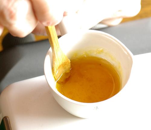 Как сделать смесь масел