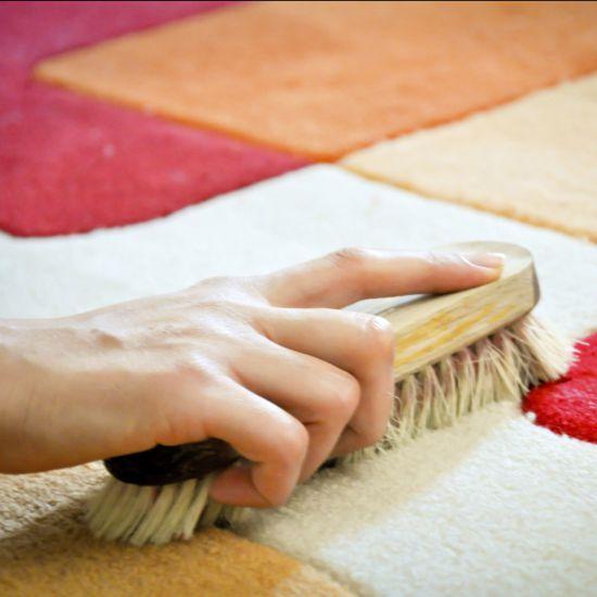 Как почистить ковер своими руками 157