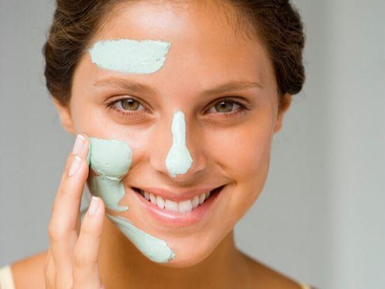 Уход для комбинированной кожи лица в домашних  564