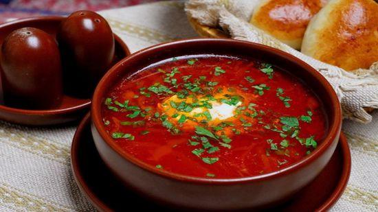 Борщ с болгарским перцем рецепт пошаговый 145