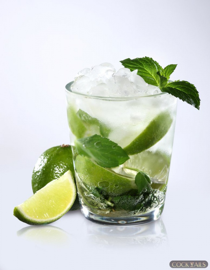 How to make a Mojito at home