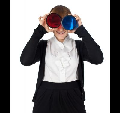 Как сделать 3D-очки в домашних условиях