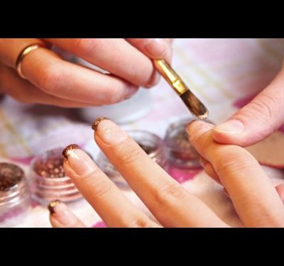 Как рисовать на ногтях