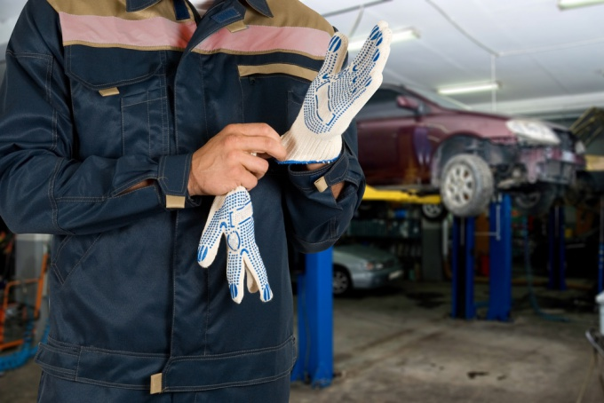 How to open a car service