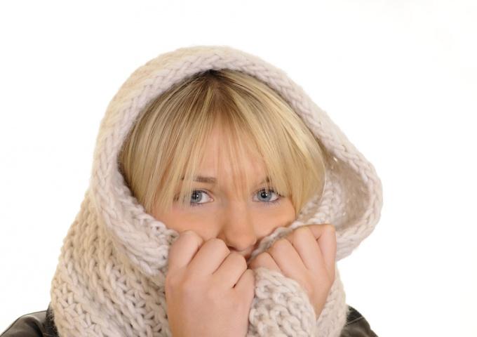 Как связать шарф