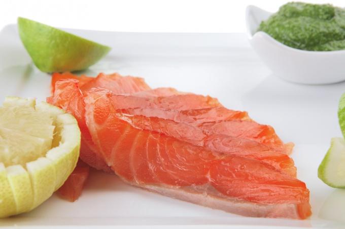 Семга: как готовить рыбу в духовке