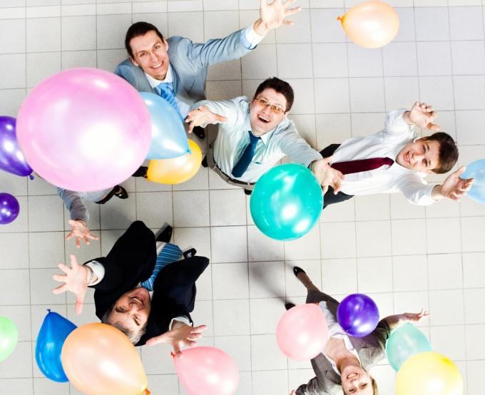 Как организовать корпоративный праздник