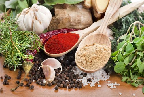 Как сделать приправу из сушеных овощей