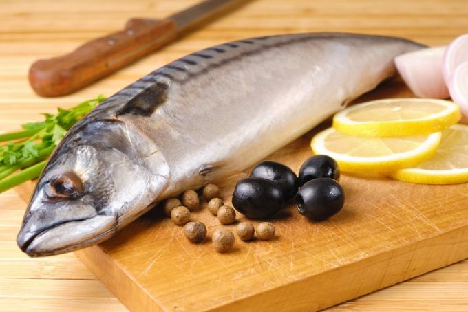 Как разделать рыбу