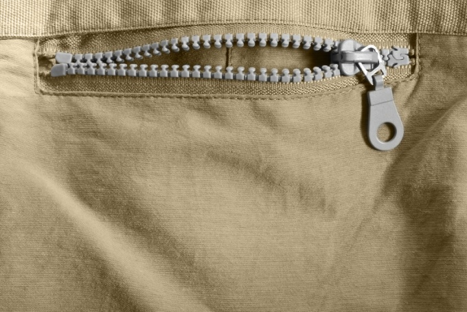How to fix the zipper