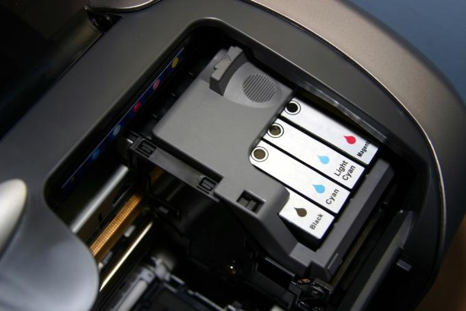 Как чистить принтер