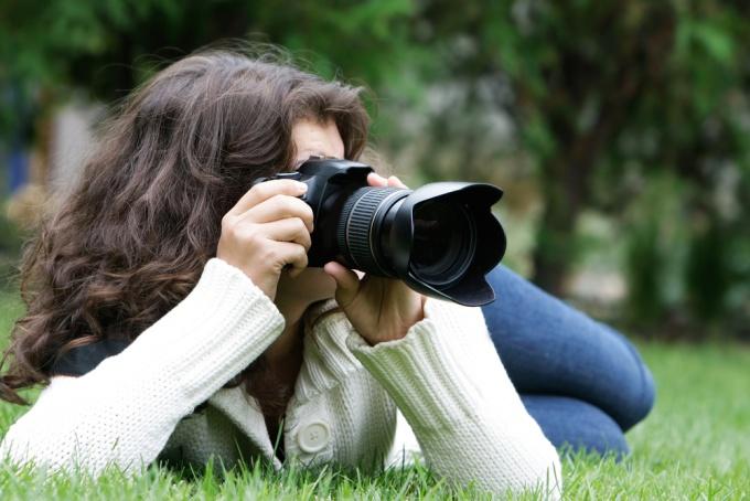 Как стать фотографом