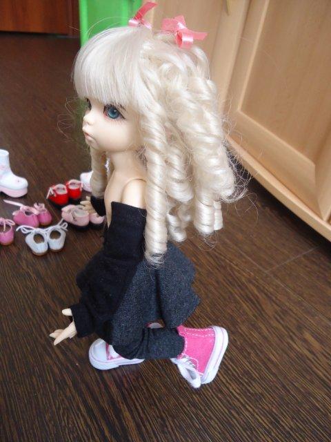 Сшить сапожки для куклы Одежда для куклы 7