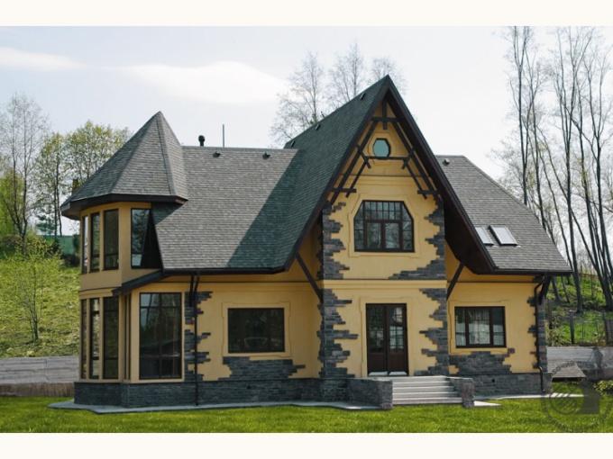 Как построить современный дом