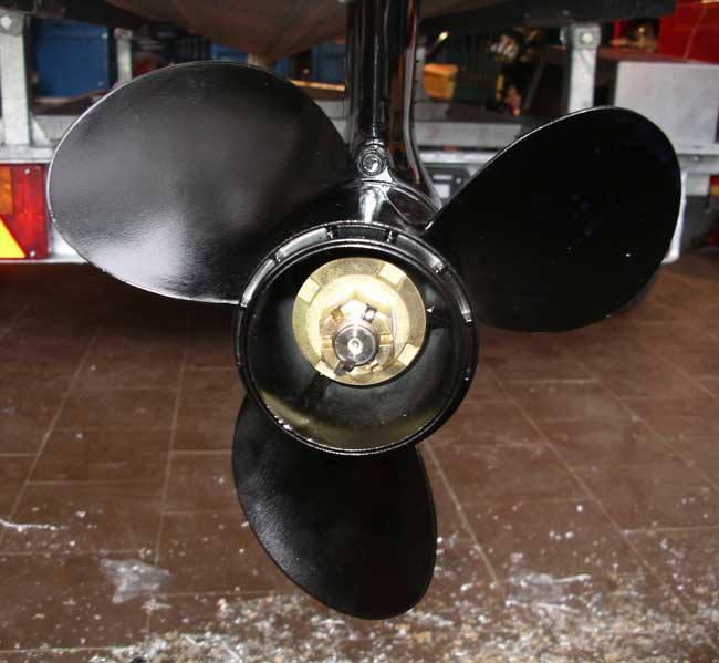 How to make the propeller