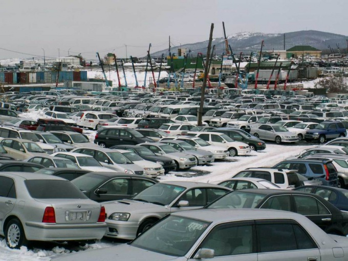 How to buy a car in Vladivostok