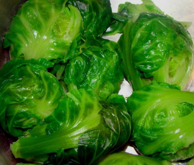 Как приготовить брюсельскую капусту