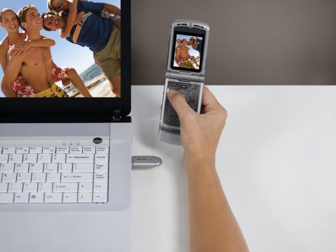 Как посмотреть фото с телефона