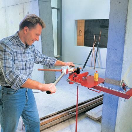 Как согнуть алюминиевую трубу