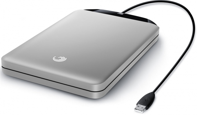 Как изменить файловую систему внешнего диска