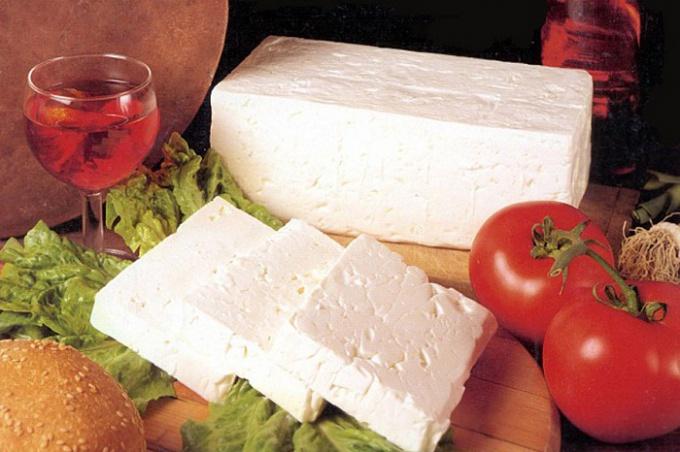Как сделать сыр брынзу