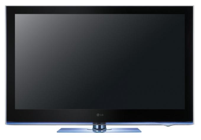 Как разобрать плазменный телевизор