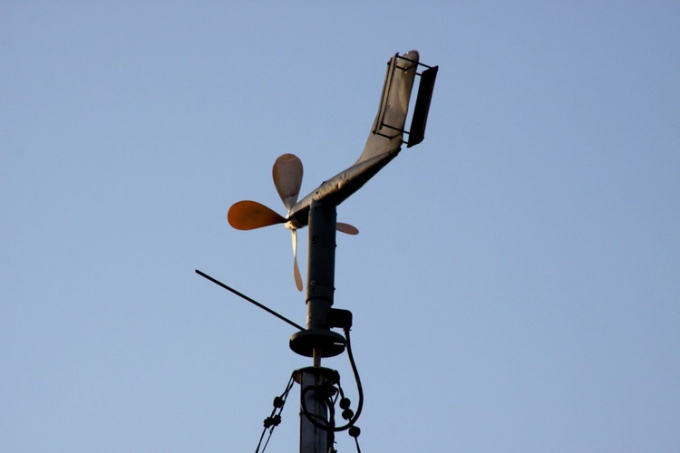 How to make a weather vane with a propeller