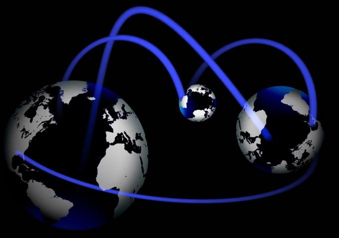 Как подключить два компютера к интернету