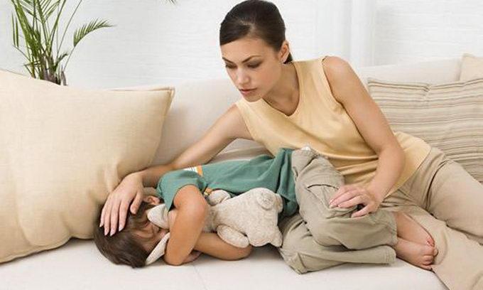 Как определить у ребенка аппендицит