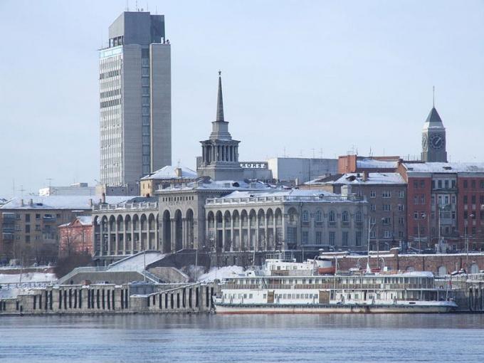 Как получить визу в Красноярске