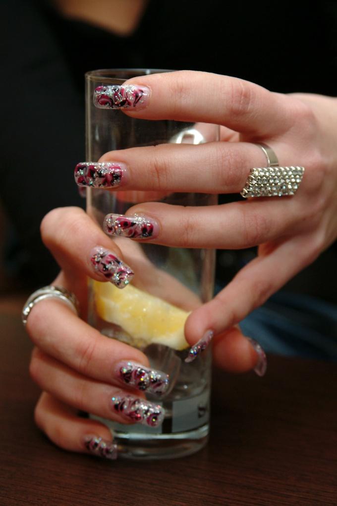 Как начать наращивать ногти