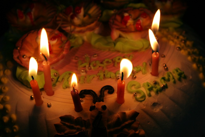 Как удивить людей на день рождения
