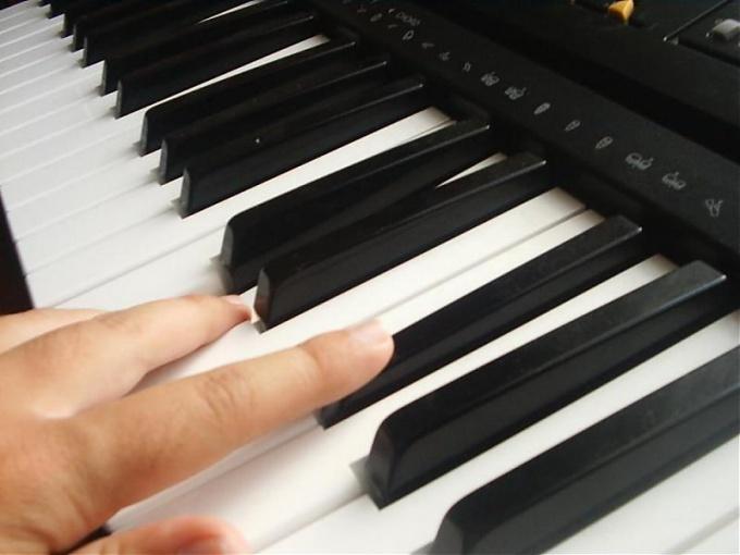Как выучить ноты для синтезатора