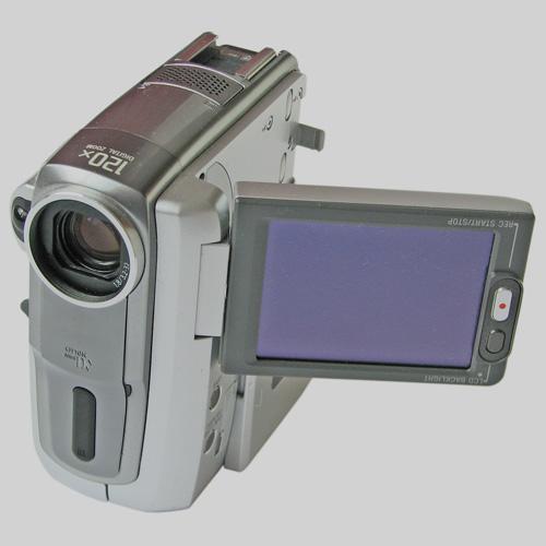 Как копировать с видеокамеры
