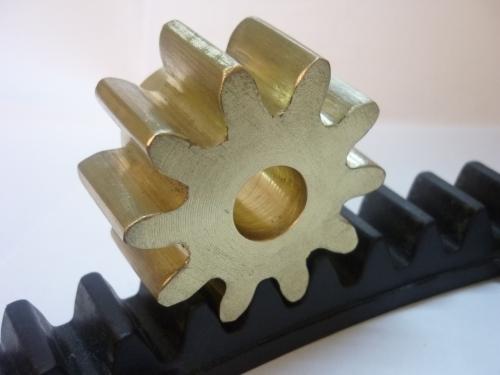 Как начертить зубчатое колесо