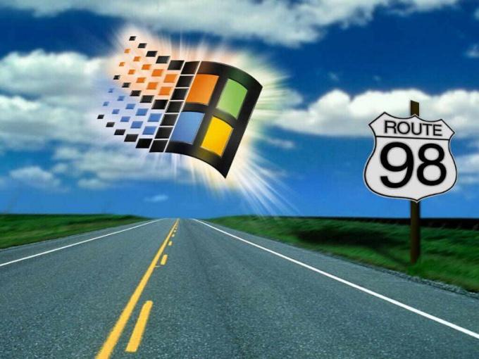 Как установить Windows 98 с дискеты
