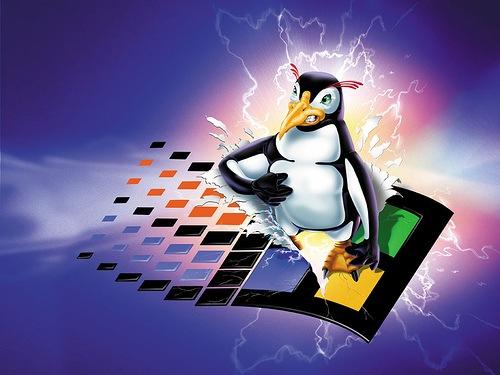 Как удалить операционную систему linux