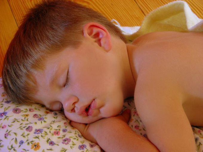 How to treat viral infection in a child