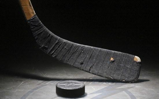 Как заматывать хоккейную клюшку