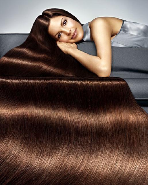 Как увеличить естественную длину своих волос