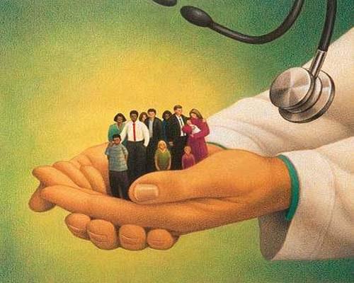 Как оформить медицинскую страховку
