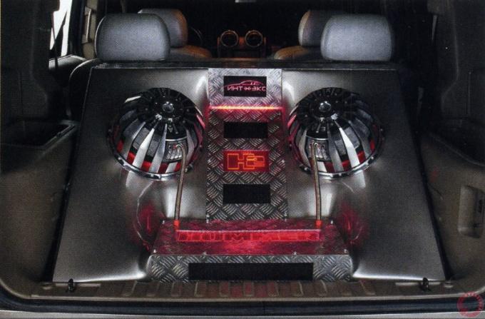 Как выбрать авто акустику