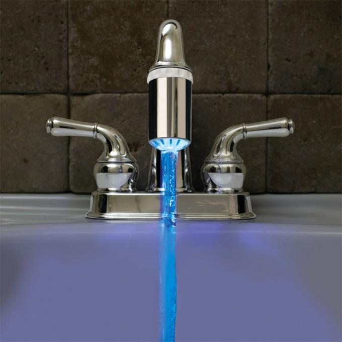 Как измерить давление воды в кране