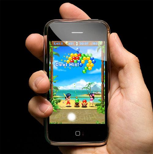 Как установить игры в сотовый телефон