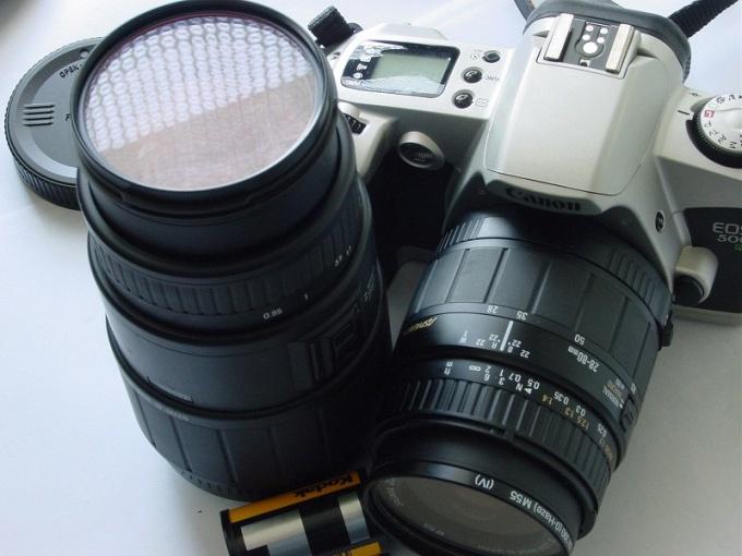 Как чистить зеркальный фотоаппарат