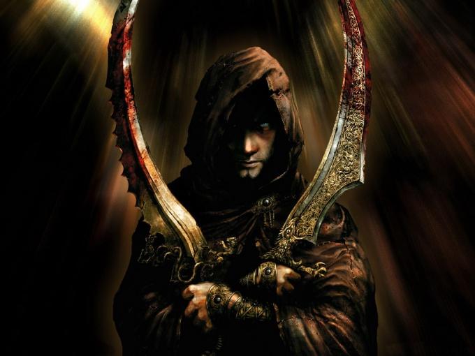 Как победить в игре «Принц Персии»
