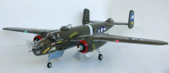 Как красить модель самолета