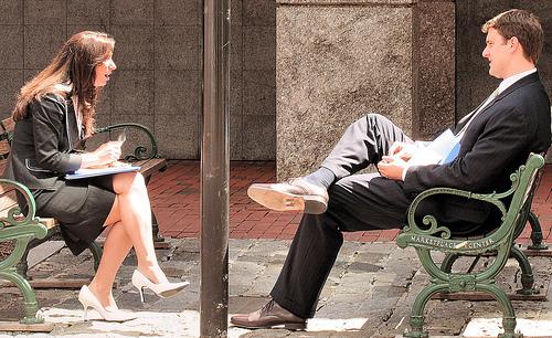 Как обучиться вести беседу